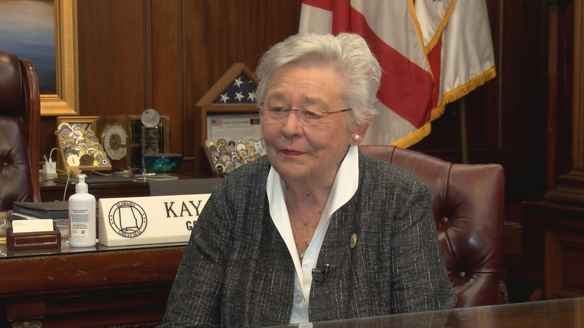 Getting vaccinated for COVID-19 should be Alabamians top priority according to Governor Ivey.