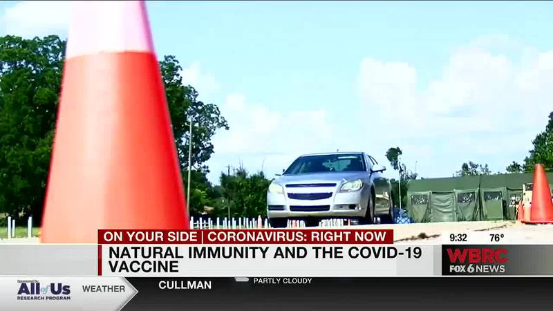 Natural immunity and the COVID-19 vaccine