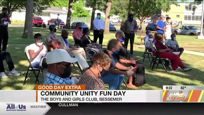 Community Unity Fun Day