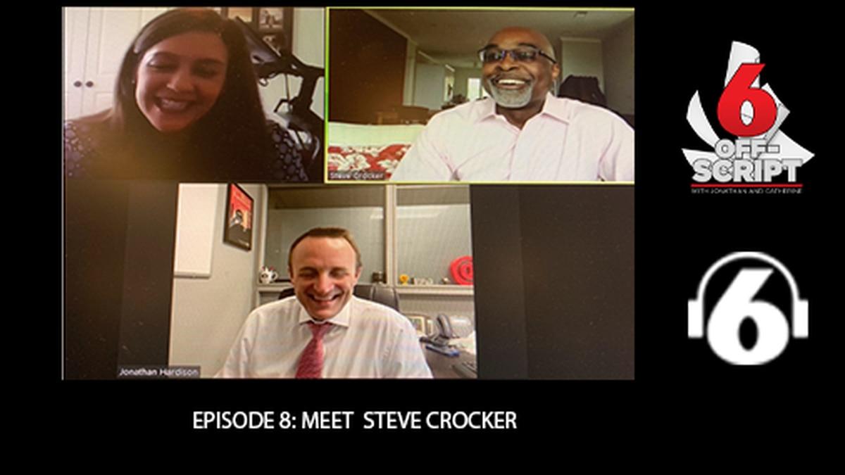 6 Off Script episode 8: Meet Steve
