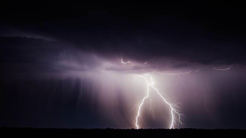 Lightning is one of mother nature's killers.