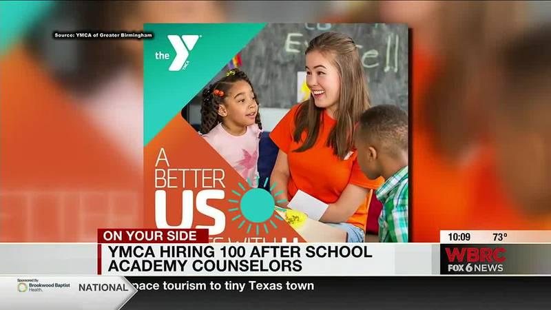 YMCA hiring