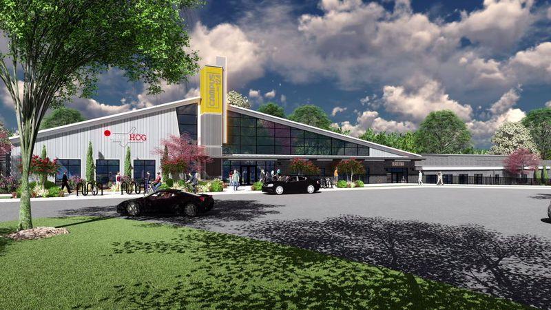 Valley Elementary transforms into Campus 124.
