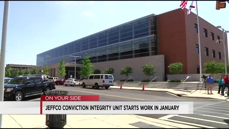Jefferson Co. Conviction Integrity Unit starts work in January