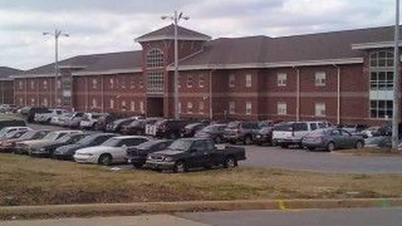 Wenonah High School (photo source WBRC-TV)