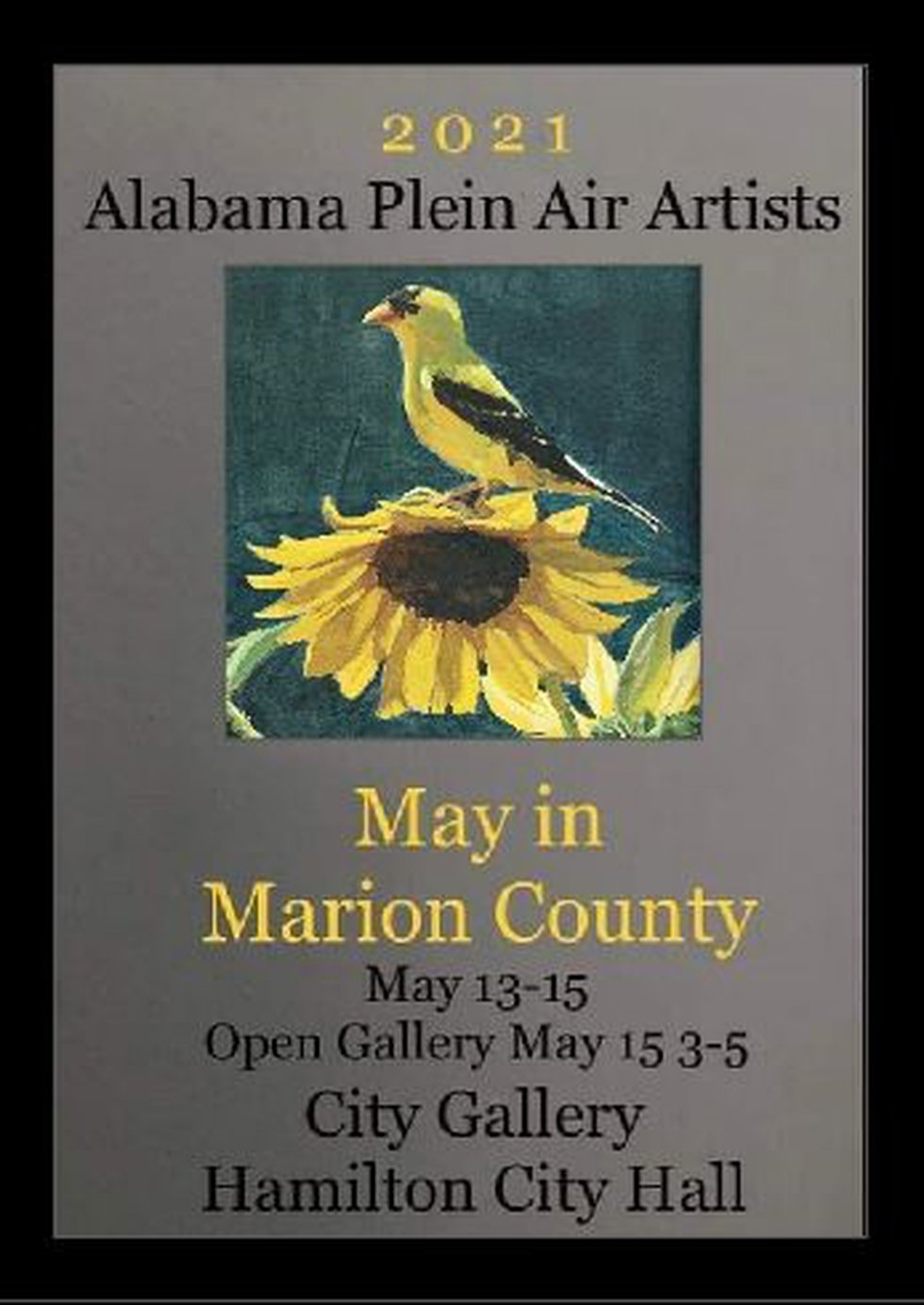 Alabama Plein Air Artists.