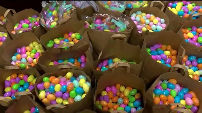Mercy Church hosting 2021 Easter Egg Drop