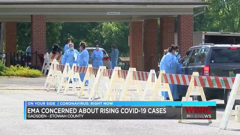 EMA concerned about rising COVID-19 cases in Etowah Co.
