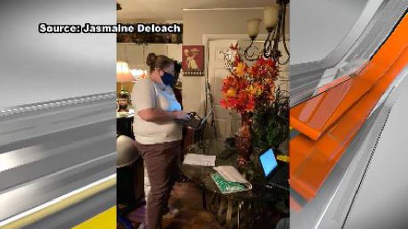 Two Jefferson County educators were recently recognized for going above and beyond during the...