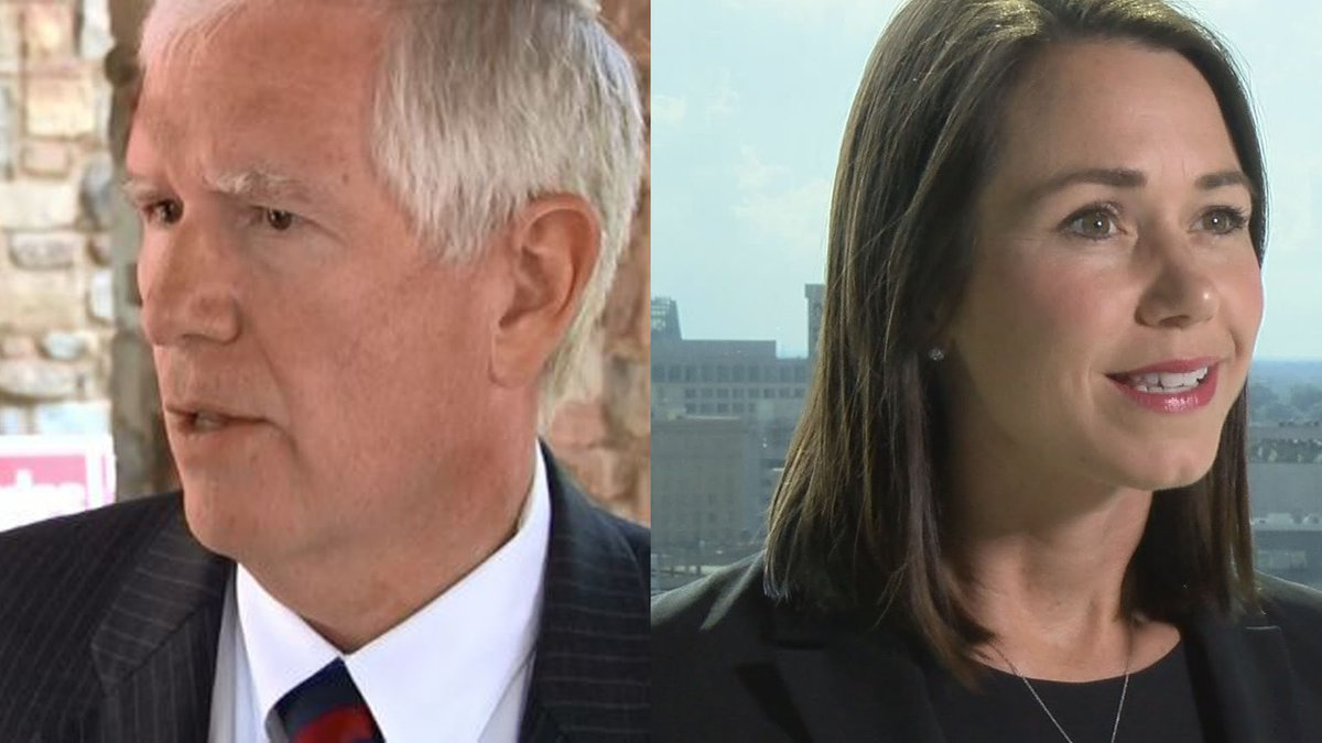 Two of Alabama's 2022 U.S. Senate candidates have responded to a statement from Former...