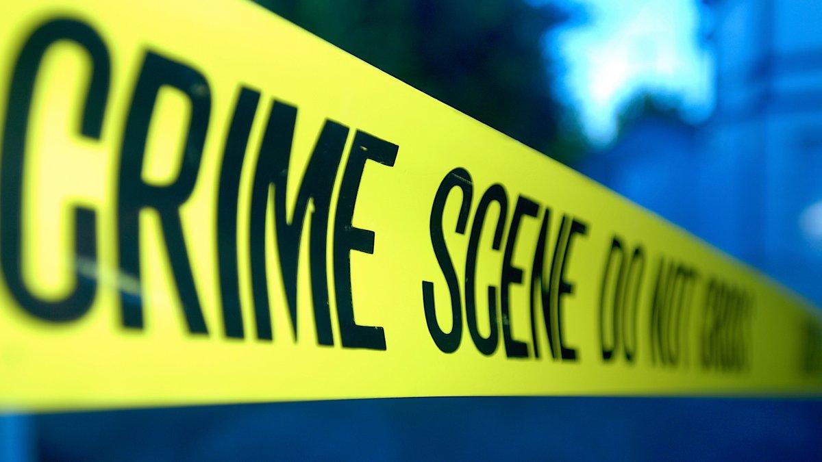 Close up Crime Scene