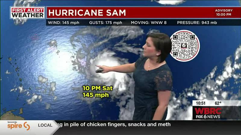 First Alert Weather 10 PM Update: 9-25-21