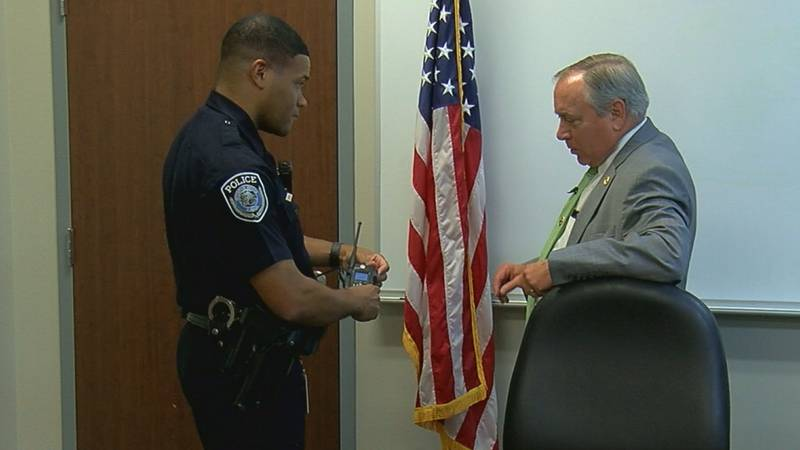 Mountain Brook's police chief said the department started looking into the efficiency and...