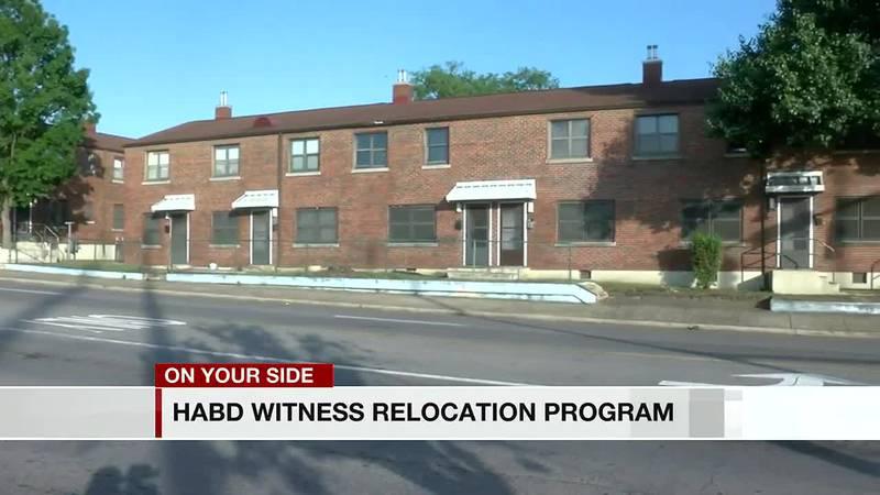 HABD witness relocation program