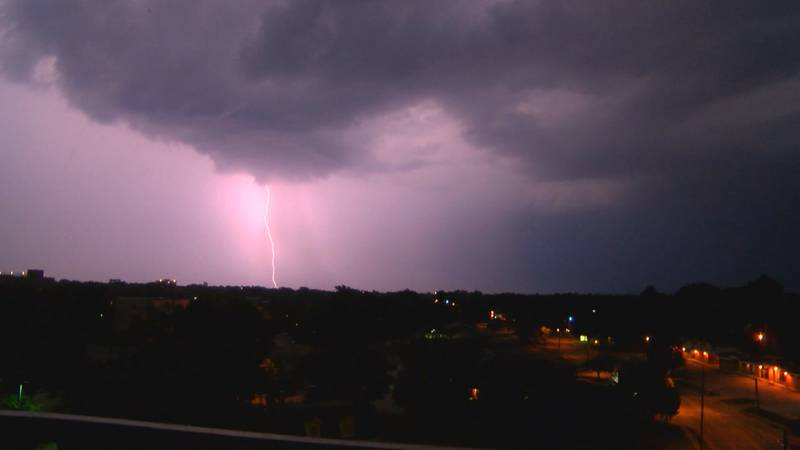Many people associate severe weather with springtime, but Alabama has a secondary severe...