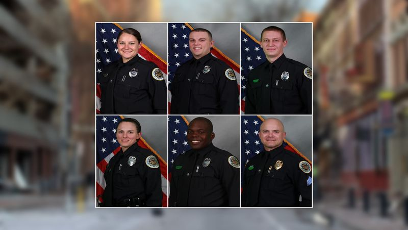 Nashville officers praised for heroic actions