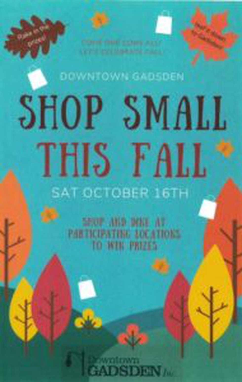 Shop Small This Fall.