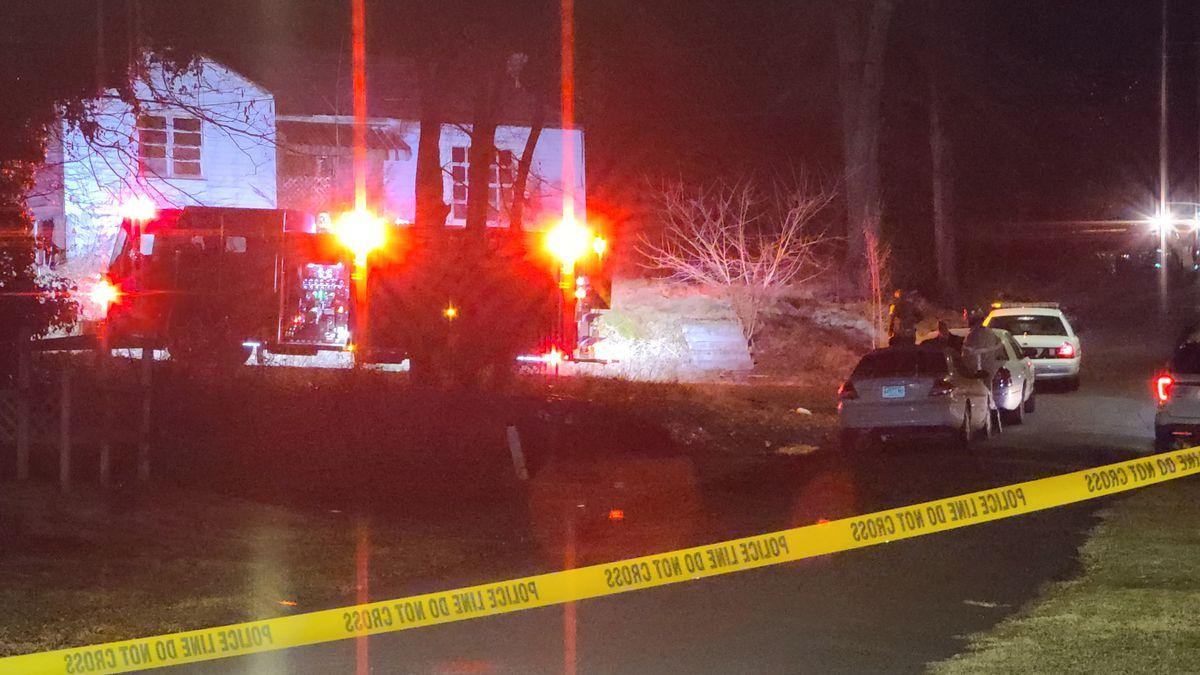Bham fire, 1 fatality