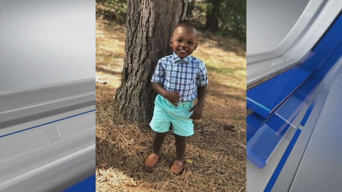 4-year-old Davion Tarver was fatally shot in Tuskegee on Feb. 13, 2021.