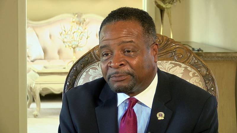 Dr. George French is leaving Miles College for Clark Atlanta University.