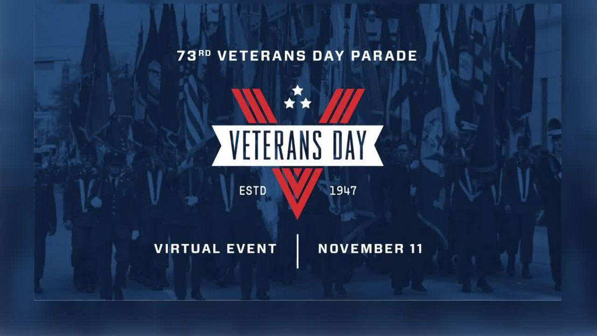Veterans Day Parade Coordinator Danny Sample talks about the parade.