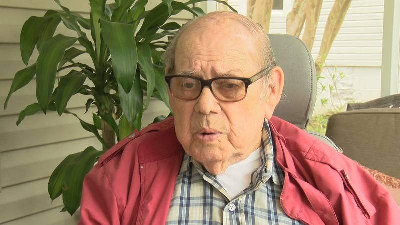 World War II veteran Tom Roberson has passed away.