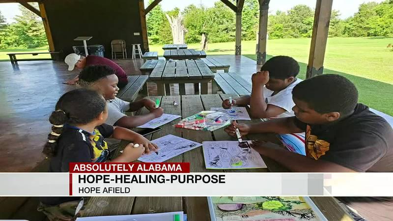 Hope Healing Purpose
