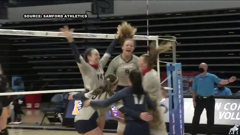 Samford Volleyball makes NCAA tourney SOURCE: Samford Athletics