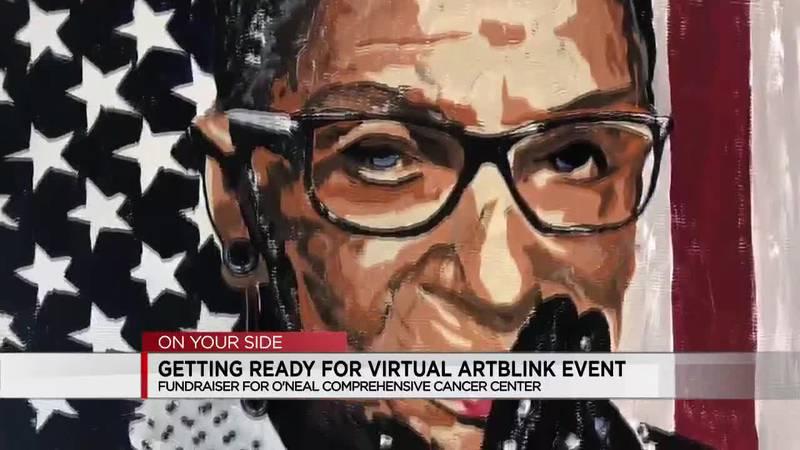 ArtBLINK event