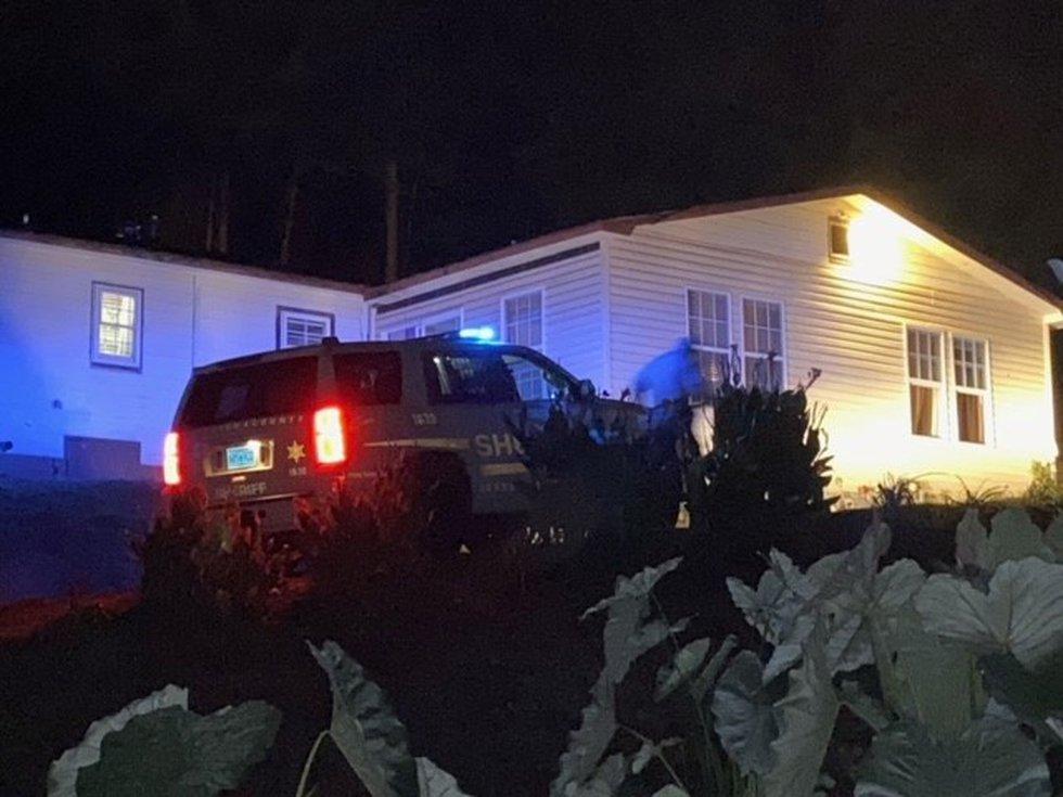 Sheriff's Office: Two people shot in northeast Jefferson County