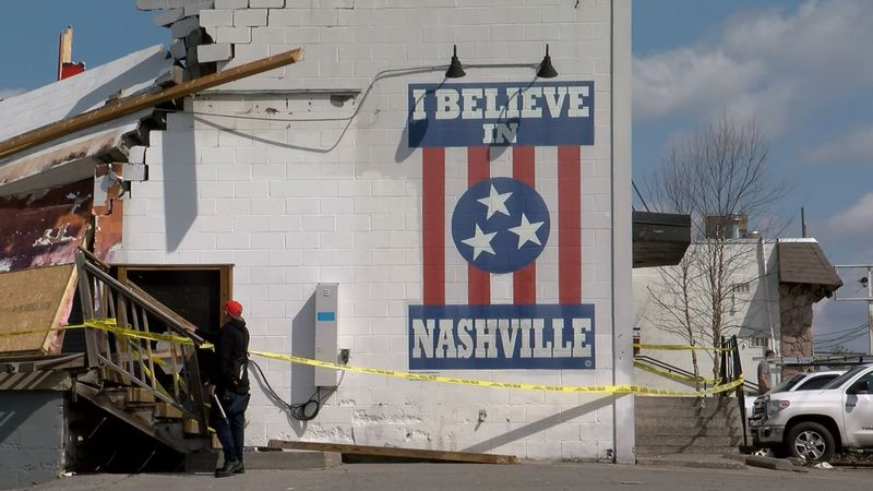 A popular concert venue sustained heavy damage in the March 3, 2020 tornado in Nashville, but...