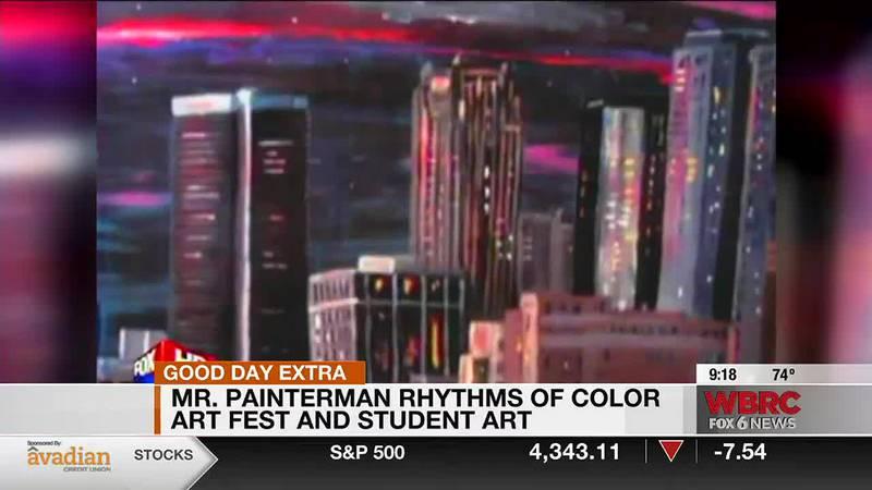 Rhythm of Color Art Festival