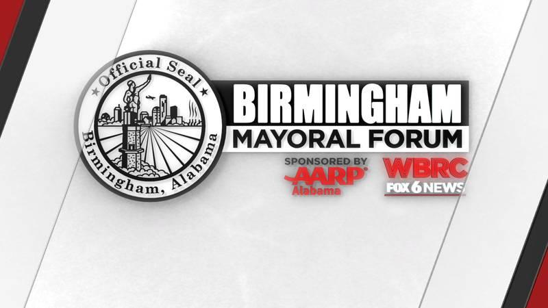 WBRC Birmingham Mayoral Candidates Forum 2021