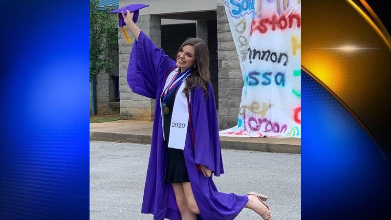 Tess Lancaster is a 2020 graduate of Alcorn Central High School.   Source: Darla Nash