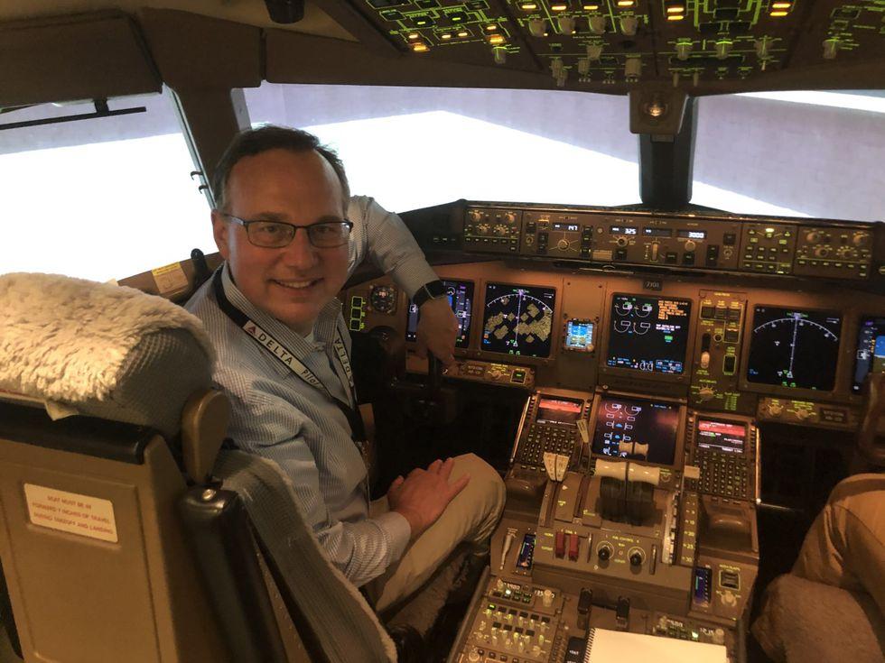 J-P the pilot