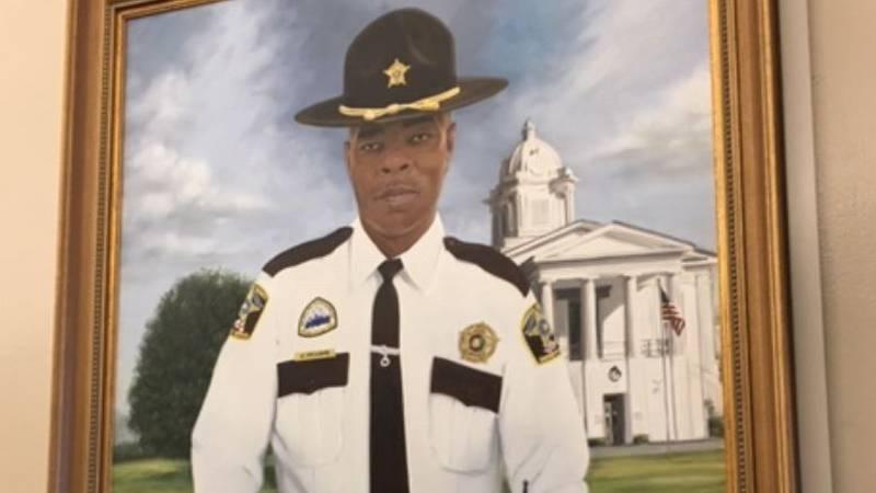"Lowndes County Sheriff John ""Big John"" Williams was shot and killed on Nov. 23, 2019."
