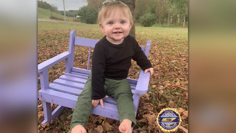 TBI issued an Amber Alert Feb. 19, 2020 for 15-month-old Evelyn Boswell out of Sullivan...