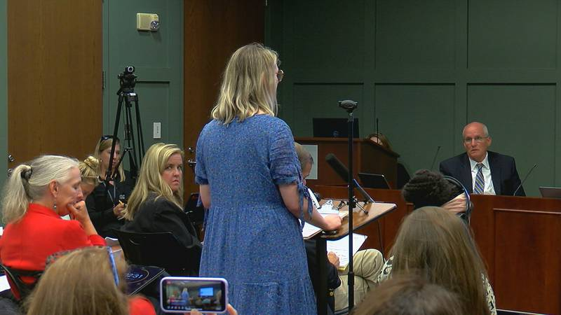 Dozens of Mountain Brook residents attended a school board meeting Monday afternoon expressing...