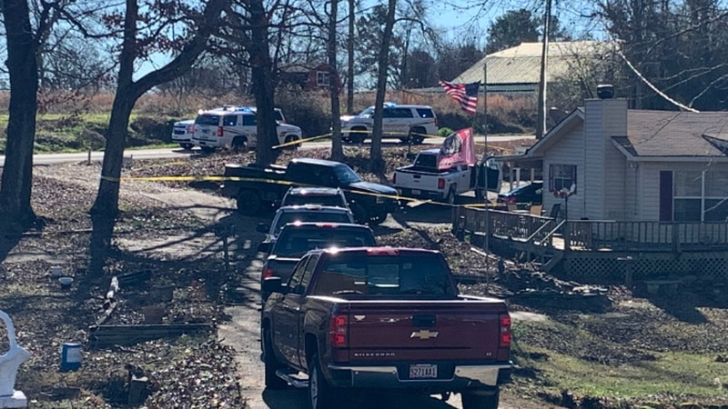 A man and a woman are dead after a murder-suicide in the Bagley community. (Source: WBRC)