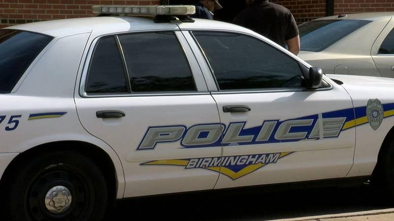 Birmingham Police Department unit. (Source: WBRC video)