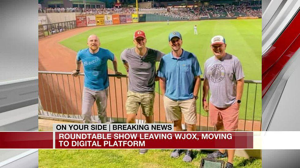Roundtable hosts leaving WJOX, moving to digital platform