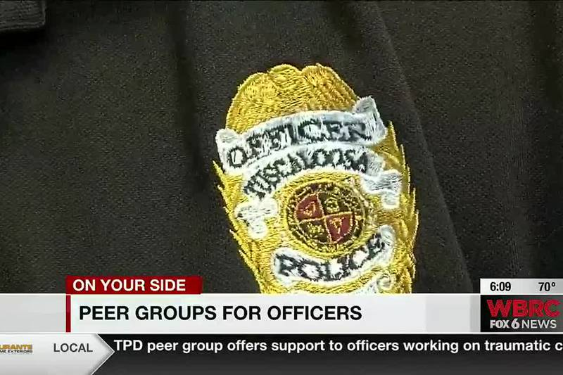 Peer groups for officers