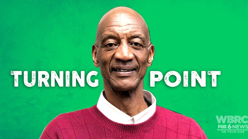 """""""I can finally look in the mirror."""" -Timothy Jackson, Turning Point Court Graduate"""