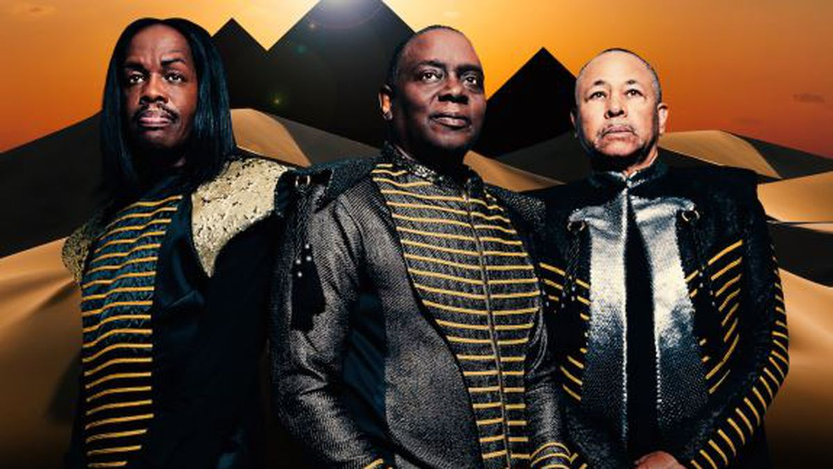 Earth, Wind & Fire to play Tuscaloosa Amphitheater on Oct. 19