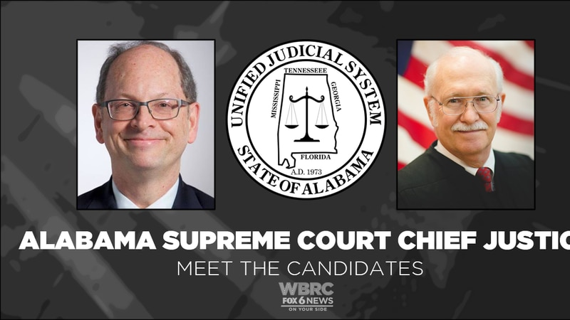 The race for Alabama's Chief Justice involves two high profile candidates: Bob Vance (left) and...