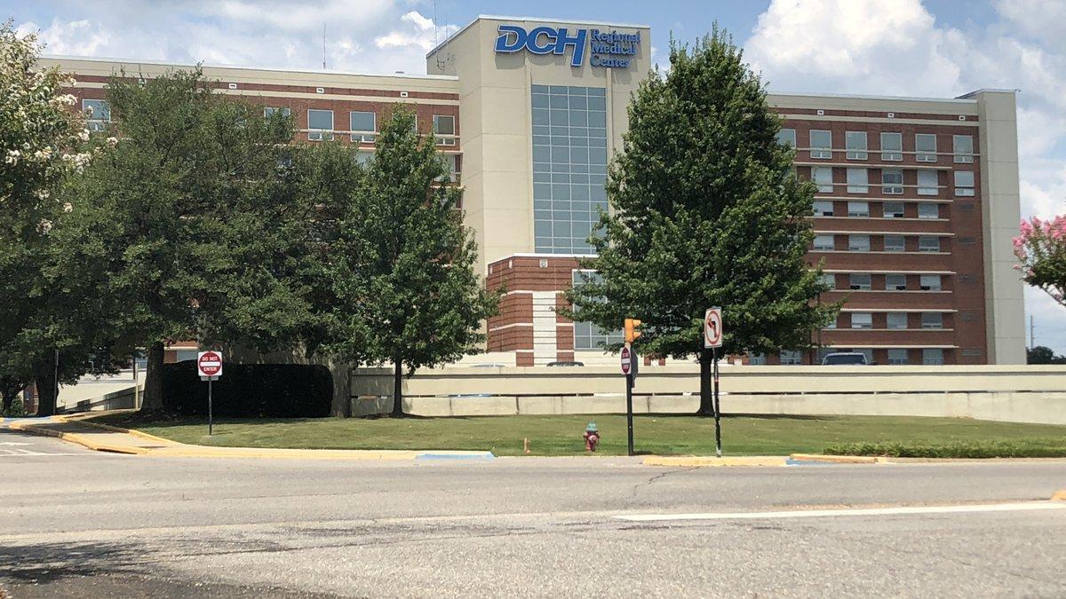 DCH Regional Medical Center on Thursday
