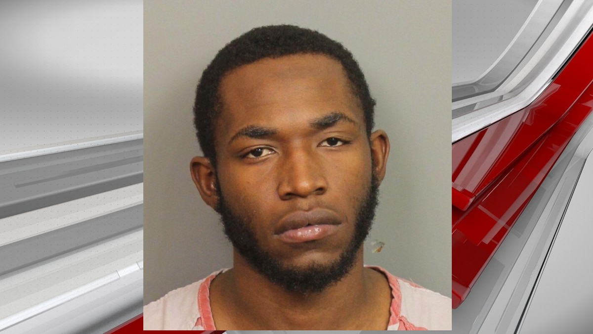 Quanderius Sanders is charged with capital murder.