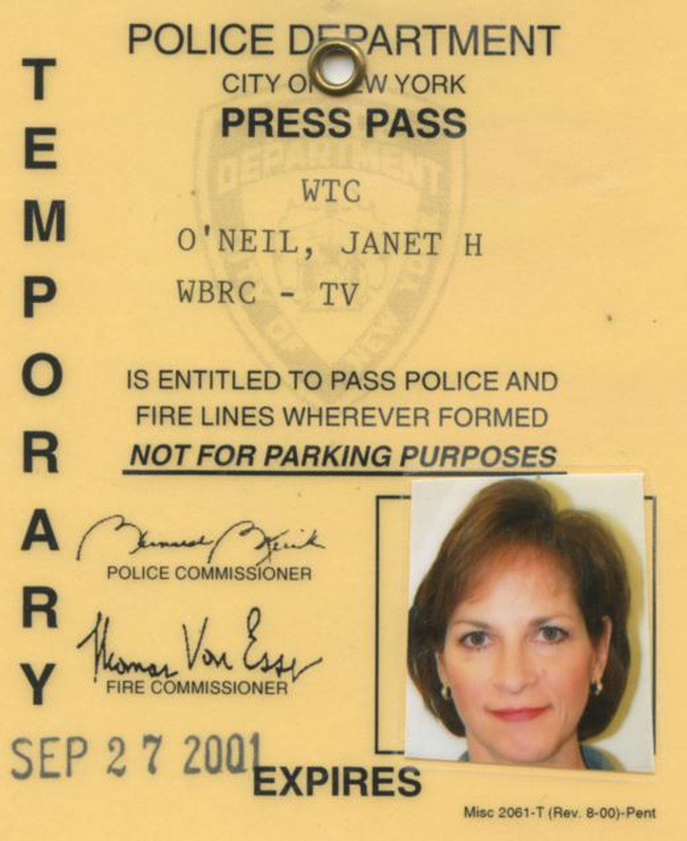Janet Hall's 40-year legacy at WBRC FOX6 News