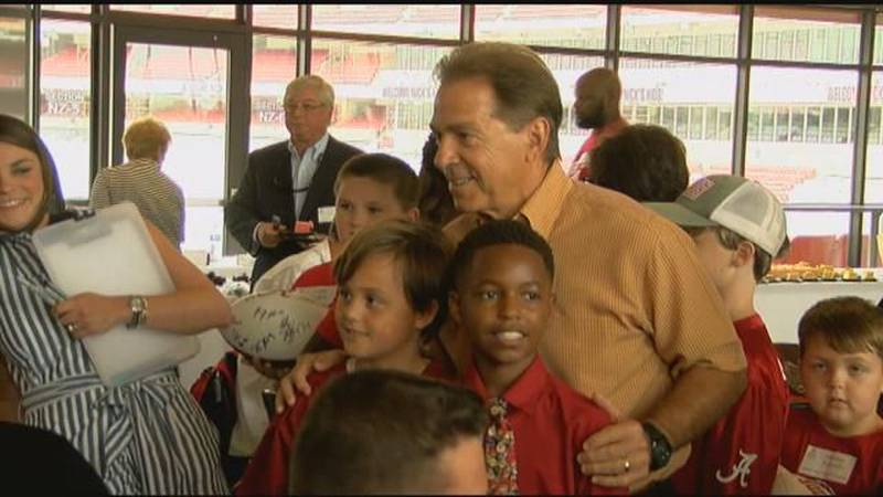 Nick's Kids foundation holds annual luncheon