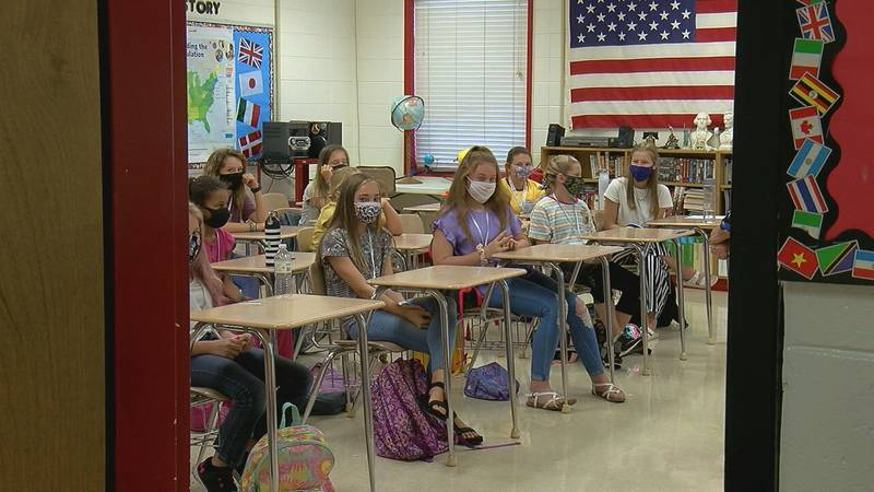 Blount County's school superintendent said keeping students and staff safe is top of mind.